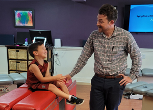 Chiropractor Pooler GA Mark Elam Step 2 Our Process