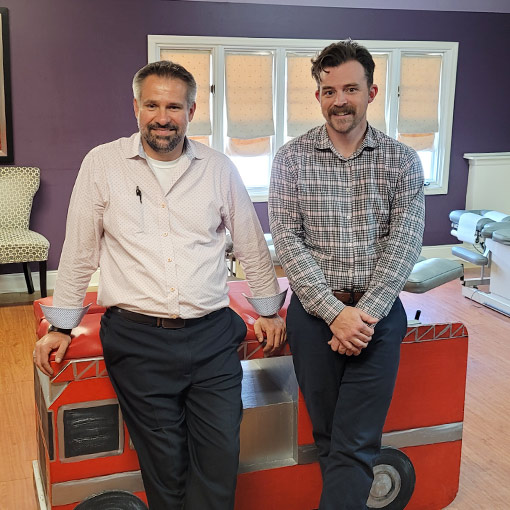 Chiropractor Pooler GA Steve Ranicki & Mark Elam